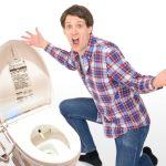 トイレの水漏れ、すぐ止めよう!!