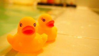 子供とお風呂で楽しく遊ぼう~