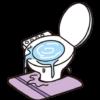 【必見】トイレつまりラバーカップの正しい使い方
