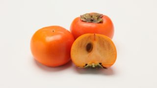 柿の栄養素と効能を美味しくまとめてみた。