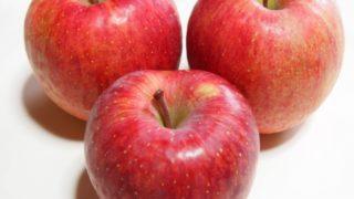 りんご効能と皮ごと食べるすごくいい切り方は?