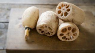 レンコンの栄養効果は免疫力をあげてくて咳にもいいの?