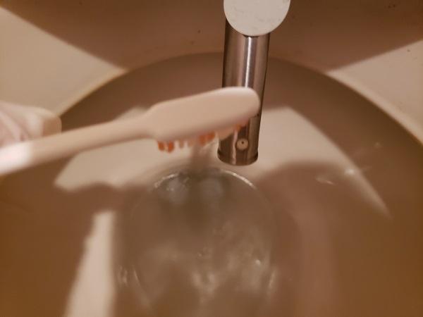 ウォシュレットノルズ洗浄の仕方